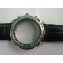 Caixa de relógio de aço inoxidável 316L bem trabalhada
