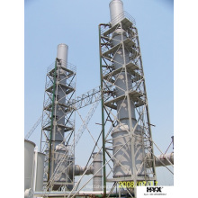 FRP Chimney for Corrosive Gas Absorption