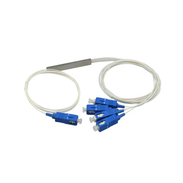 1x2 1X4 FBT Optical Coupler Fiber Optic Splitter