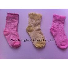 Novedad chica algodón calcetines