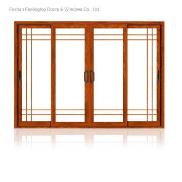 Modern Style Aluminum Patio Door (FT-D80)