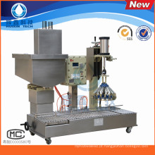 Máquina de enchimento líquida automática do Top-Quality