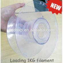 empty plastic spool 3d printer filament spool