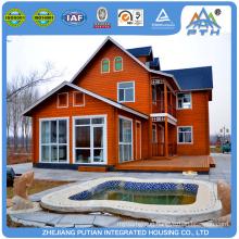 Clear new design high quality church building prefab house