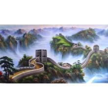 Dekorative Ölgemälde Landschaft Leinwand Kunst (ETL-029)