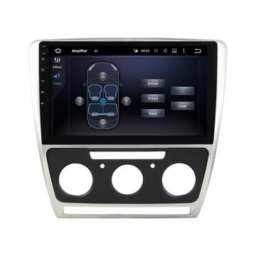 Auto-Multimedia-Player für Octavia MT 2014