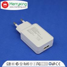 5V 2A Chargeur USB avec Kcc Certicates