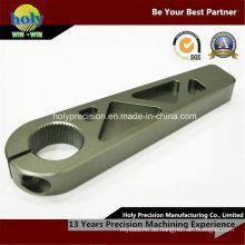 CNC-Fräsen Aluminium Bearbeitungsteil für Motorradteile