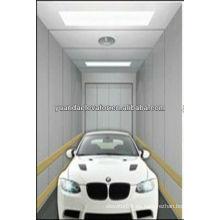 Elevador de coches compactos Yuanda