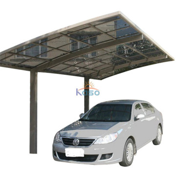 Carports Car Parking Shelter Aluminium Double Carport