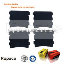 Kapaco brake pad Anti-noise shim for D876
