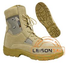 Custom Retardant Anti-Splash Camouflage Combat Boots