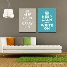 Decoración de la pared del arte de la decoración de la decoración del arte de la palabra