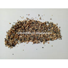 87% calcined bauxite 1-3mm for refractory