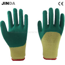 Latex Coated Industrial Labor Protective Safety Work Gloves (LH502)