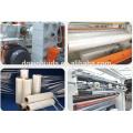Nova condição e aplicação de filme máquina de extrusão de filme stretch PE