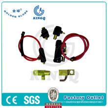 Kingq Conversion Cable Joint Made in China for Welding Machine with Ce