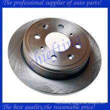 MDC766 DF1440 42510-SE0-000 42510-SK3-E00 42510-SK3-305 42510-SE0-010 EGP1254 brake rotors with holes for mg