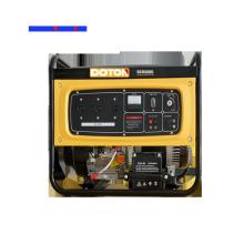 Лучшая цена 5000 Вт домашнего использования бензиновый портативный генератор