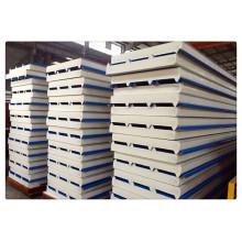 Panel de sandwich de alta calidad PU para el panel compuesto de la pared de la azotea