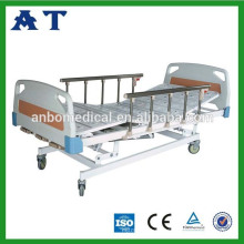 Ruedas para cama de hospital de 5 funciones