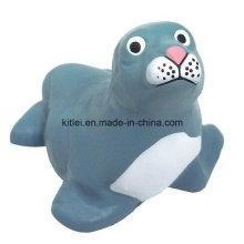 Mini plástico suave ICTI animal bebé figura niños juguetes educativos