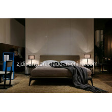 European Style Modern Bedroom Bed Furniture (A-B44)