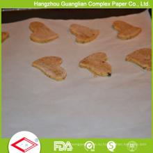 460X710mm силиконовые листы пергаментной бумаги для выпечки