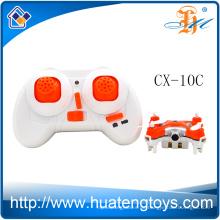 Neue Ankunft Cheerson CX-10C mini rc quadcopter 2.4G 4ch 6 Achsenmikrofunksteuerungs-Drohne mit hd-Kamera für Verkauf