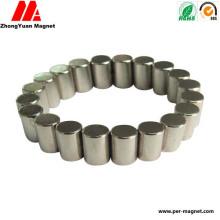 Zinc D30X2.5 Disc Large Rare Earth Magnets