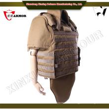 Heißer Verkauf NIJ IIIA voller Schutz Körper-Rüstung