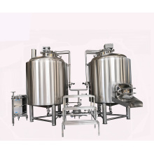 200L stainless steel beer brewing brewhouse