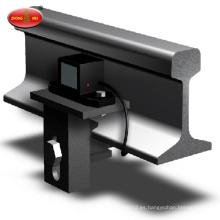 Sensor de rueda de ferrocarril para uso de locomotoras