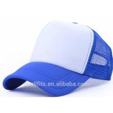 custom logo for trucker cap mesh fron make in china
