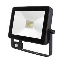 Ce&RoHS&ERP Certificated Apple Series--Slim Flood Light 50W Sensor