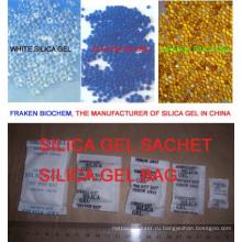 Гель силикагеля с высоким поглощением