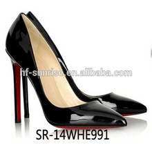 selling latest design lady shoes top quality lady shoes