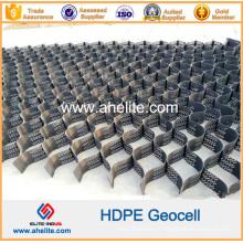 ASTM D Padrão Plástico HDPE Geocell Similares ao Geoweb