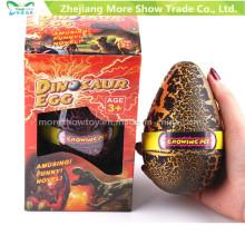 Big Magic Hatching Dinosaur Egg Toys Add Water Growing Pet