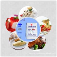 Titanium Dioxide in Food / TiO2 A200