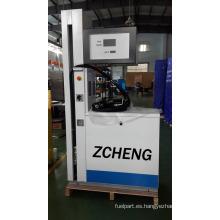 Gasolinera de la estación de gasolina de Zcheng Dispensador del LPG de la serie con 2 boquillas