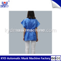 Ultrasonic Disposable PP / SMS Images Medical Gowns Machines