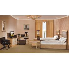Juegos cómodos del mobiliario del dormitorio del hotel