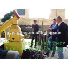 Yugong Biomasse Brikettiermaschine Holzpellets zum Brennen
