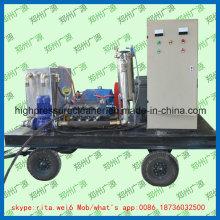 High Pressure Tube Pipe Cleaner Bin Cleaning Equipment