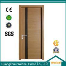 Меламиновые двери для проекта с Подгонянной конструкцией (WDP1025)