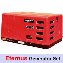 Generador eléctrico de la gasolina del comienzo grande de la energía (BH3800EiS)