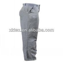 100% pantalones de hospital de algodón
