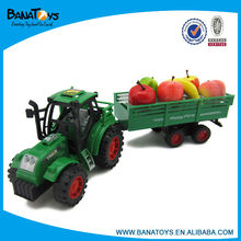 Hot sale friction farmer large toy trucks