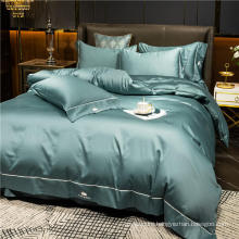 Crowne Plaza Bedding Set Comfortable Embroidery for Double Comforter Set